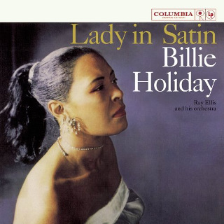 16. 1958 Billy Holiday - Lady In Satin.jpg
