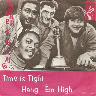 No.2- Time Is Tight - Booker T. & The M.G.'s.JPG